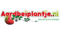 Aardbeiplantje logo