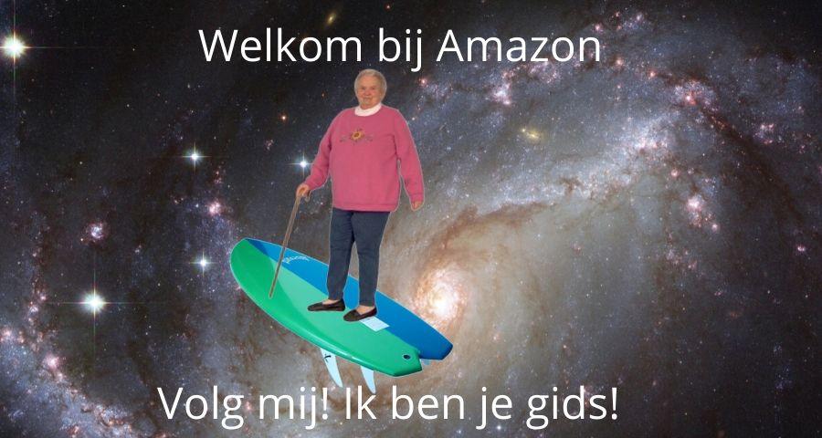 verkopen op Amazon
