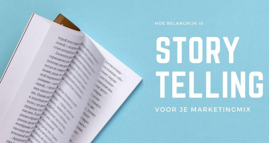 storytelling marketingmix