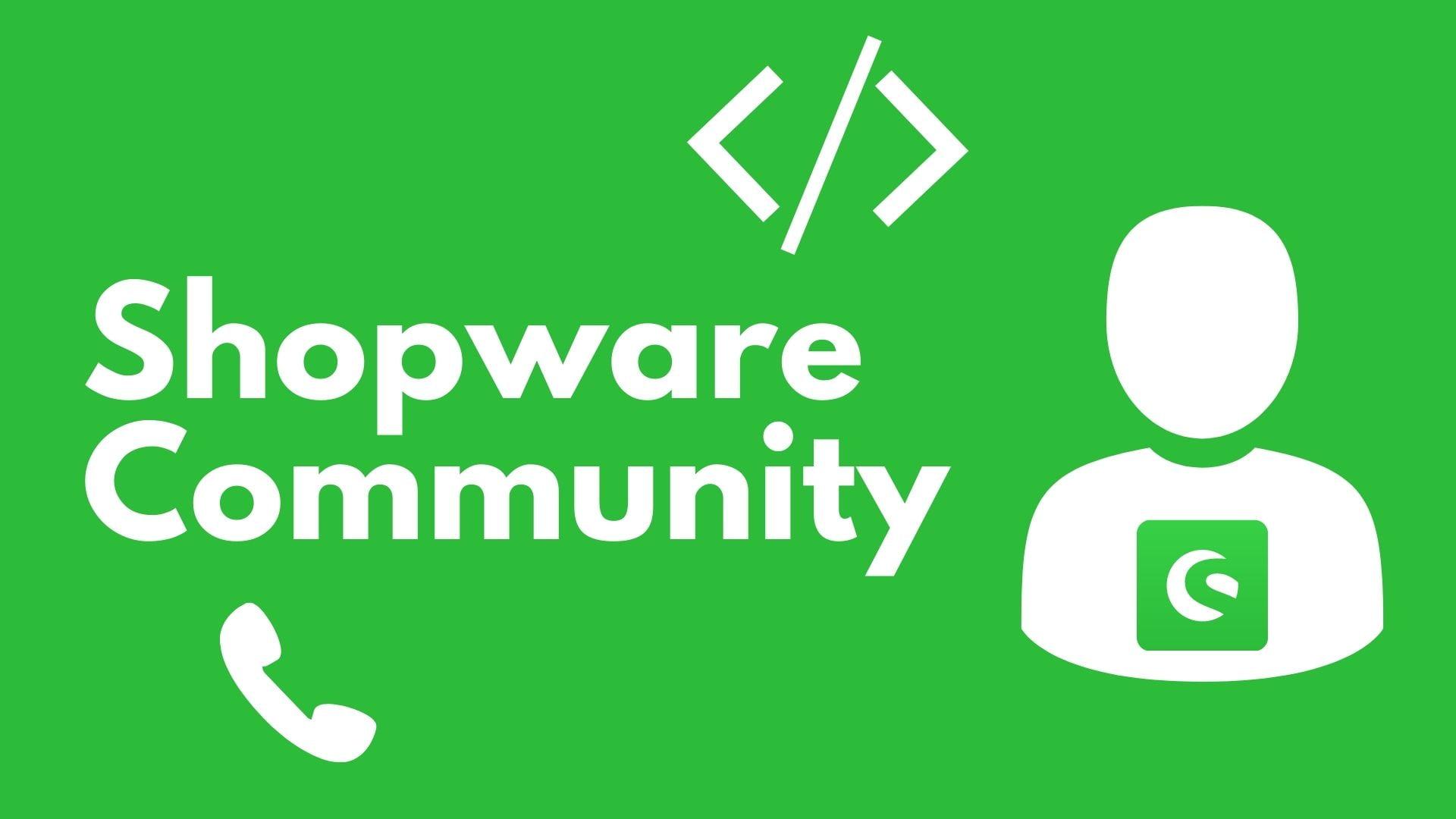 Shopware community edition