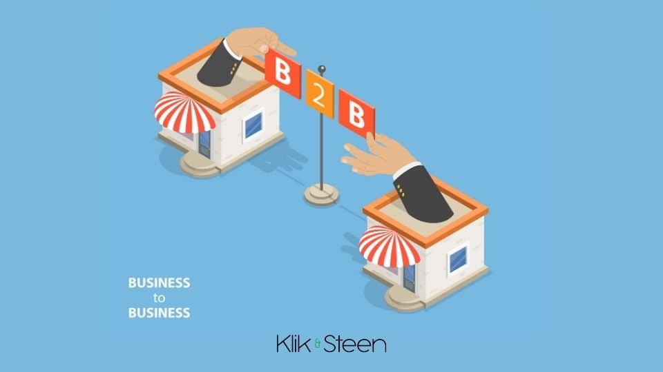 B2B E-commerce: alles wat je moet weten voor een B2B webshop.